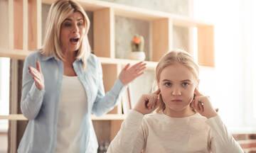 Aνυπάκουο παιδί: Πώς θα το κάνετε να σας ακούσει