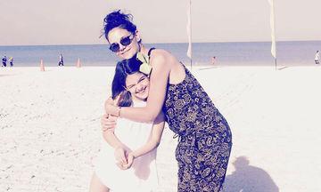 Μητρική αγάπη: Η Katie Holmes και η Suri Cruise αποτελούν πρότυπο μητέρας και κόρης (pics)