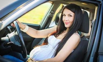 Χρήσιμες συμβουλές για μία ασφαλή οδήγηση στην εγκυμοσύνη