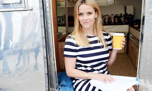 Reese Witherspoon: Η τρυφερή φωτογραφία με το μικρότερο γιο της