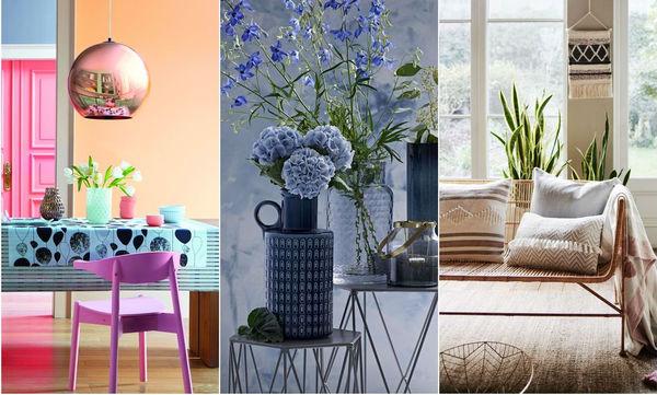 Καλοκαιρινή διακόσμηση: 15 όμορφες ιδέες για το σπίτι σας