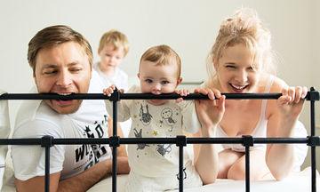 Πώς θα καταλάβετε ότι το μωρό σας βγάζει το πρώτο του δοντάκι