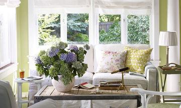 Τριάντα ξεχωριστές ιδέες για να δείξουν τα παράθυρα του σπιτιού σας... διαφορετικά (pics)