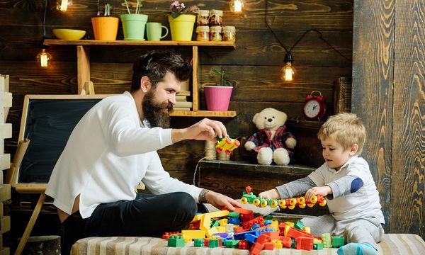 Τι μπορεί να κάνει ένας μπαμπάς με το παιδί του;