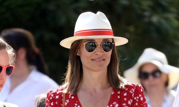 Η Pippa Middleton μιλάει για το πρώτο τρίμηνο της εγκυμοσύνης της και τις δυσκολίες