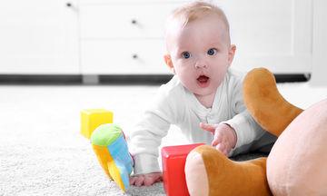 Ανάπτυξη βρέφους: Η ανάπτυξη του μωρού σας στον 7ο μήνα