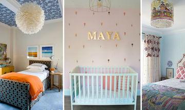 Πώς να βάψετε το παιδικό δωμάτιο - Είκοσι χρωματικοί συνδυασμοί για να επιλέξετε (pics)