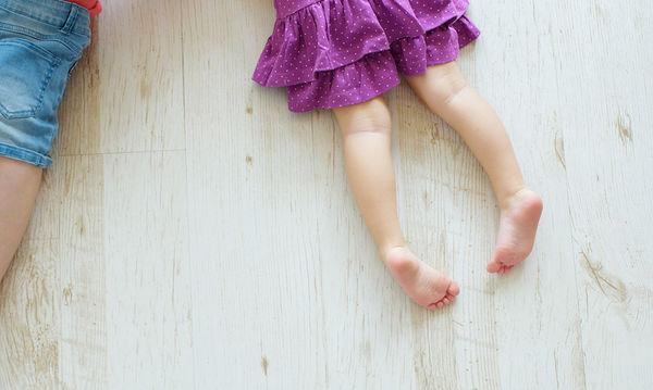 Πλατυποδία στα παιδιά και θεραπεία