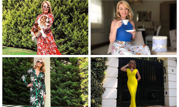 Τατιάνα Στεφανίδου: Οι πιο κομψές εμφανίσεις της στο Instagram, που μας έχουν εντυπωσιάσει