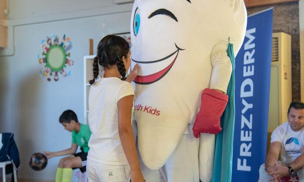 «Μια αγκαλιά, πολλά χαμόγελα»: Μία νέα πρωτοβουλία της FREZYDERM για τα παιδιά