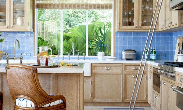 Τριάντα ιδέες για κουζίνες  με χρώμα και στιλ (pics)