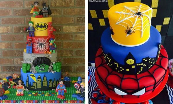 Εικοσιπέντε φανταστικές τούρτες γενεθλίων για αγόρια (pics)