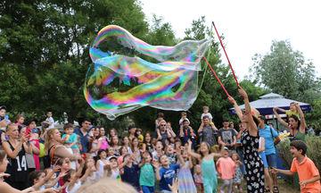 3o Bobos Arts Festival: 2.000 άτομα συμμετείχαν σε αυτή τη μεγάλη γιορτή για το παιδί και τις τέχνες