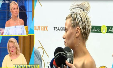 Λάουρα: Η αντίδρασή της στην αγωγή του Μουρούτσου στην πρώην γυναίκα του, Αναστασία Περράκη