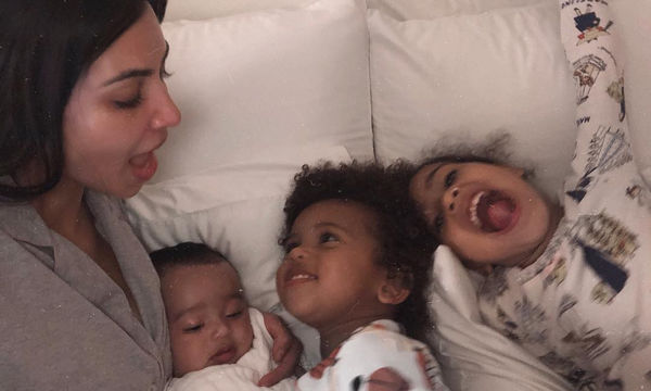 Η αποκάλυψη της Kim Kardashian για τα παιδιά της που σίγουρα δεν περιμέναμε