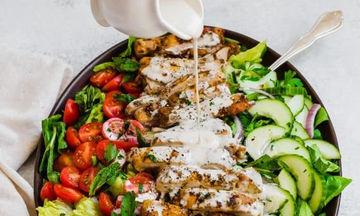 Δίαιτα με σαλάτες: 5 επιλογές που θα σας βοηθήσουν να χάσετε τα περιττά κιλά
