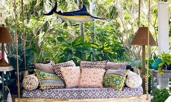 Ιδέες για να διακοσμήσετε έξυπνα το μπαλκόνι σας τώρα το καλοκαίρι (pics)
