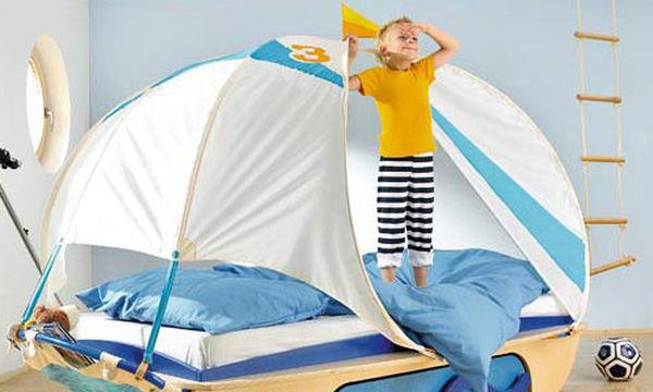 Είκοσι παιδικά δωμάτια ιδιαίτερα και ξεχωριστά (pics)