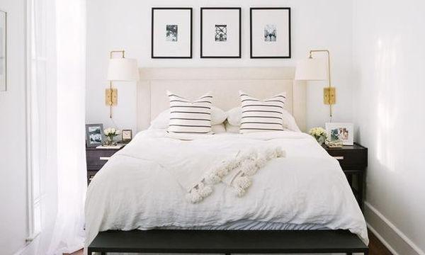 Εικοσιπέντε ιδέες διακόσμησης για πολύ μικρές κρεβατοκάμαρες (pics)