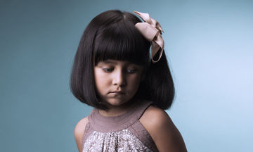 Φωτογράφος αιχμαλωτίζει εκφράσεις παιδιών σε μοναδικά πορτραίτα (pics)