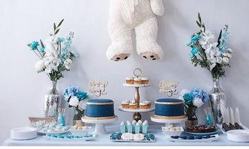 Baby shower: Ιδέες για να γιορτάσετε τον ερχομό του γιού σας με φίλους (pics)