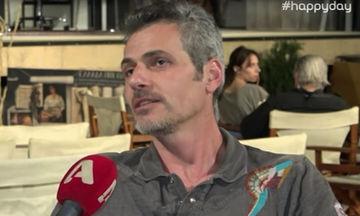 Μάριος Αθανασίου: Η ζωή με τρία παιδιά
