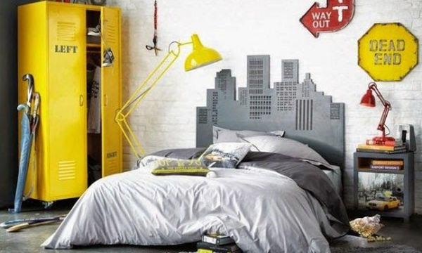 Νεανικά δωμάτια για αγόρια: Εικοσιπέντε ιδέες για μοντέρνα διακόσμηση ( pics)
