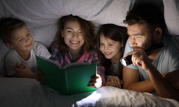 Νοσταλγικά παιχνίδια που θα απολαύσουν τα παιδιά, πριν πέσουν για ύπνο