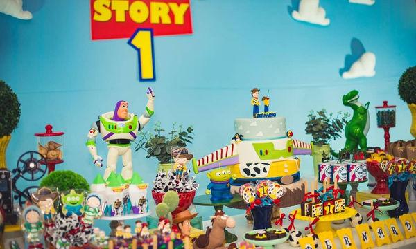 Απίθανες ιδέες για παιδικό πάρτι γενεθλίων με θέμα το Toy Story