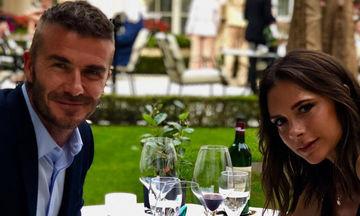 Οι Beckhams έκλεισαν 19 χρόνια παντρεμένοι, και θυμήθηκαμε τον άκρως... κακόγουστο γάμο τους