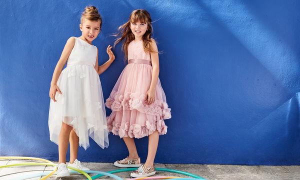 Ανακάλυψε τη νέα high summer & partywear συλλογή των Monsoon Children