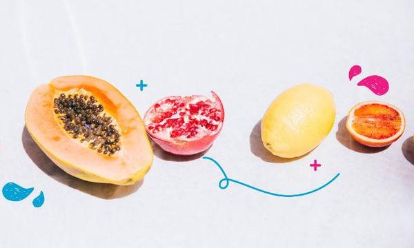 Οι ιδανικοί συνδυασμοί φρούτων για αποτοξίνωση, τόνωση, καταπολέμηση της φλεγμονής (pics)