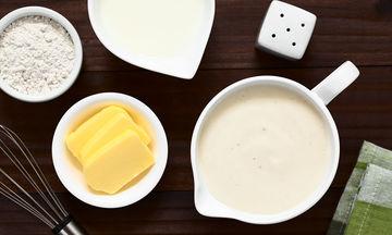 Πανεύκολη συνταγή για σπιτική μπεσαμέλ