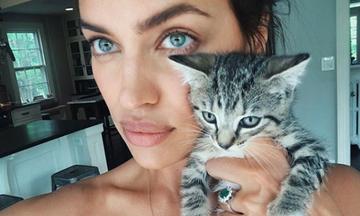 Irina Shayk: Η φωτογραφία που ανέβασε, «ενθουσίασε» το Instagram - Δείτε γιατί