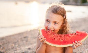 Η σωστή διατροφή για ένα παιδί, το καλοκαίρι