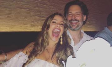 Sofia Vergara: Η τούρτα των γενεθλίων της ήταν ασορτί με το φόρεμά της