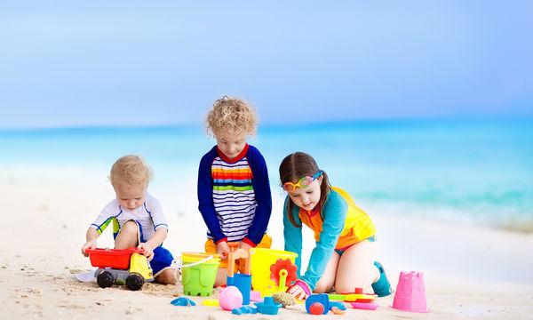 Το πιο πρωτότυπο αυτοκινητάκι για παιχνίδια στην άμμο και το νερό είναι αυτό