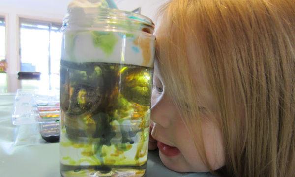 Ένα πείραμα που θα ξετρελάνει τα παιδιά σας (pics)