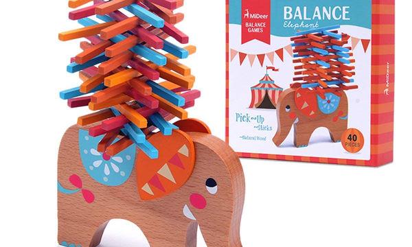 Επιτραπέζιο παιχνίδι ισορροπίας για παιδιά