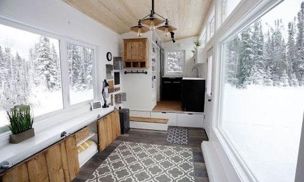 Δες πώς μπορείς να κάνεις το μικρό διαμέρισμά σου πιο άνετο (vid)