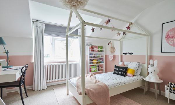 Δεκαεπτά μοντέρνα παιδικά δωμάτια που θα σας εντυπωσιάσουν (pics)
