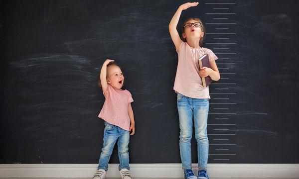 Πώς μπορώ να βοηθήσω το παιδί μου να ψηλώσει;