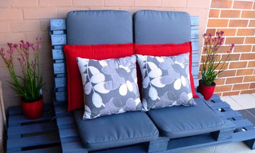 DIY: Οι πιο όμορφες και καλοκαιρινές ιδέες διακόσμησης μόνο από παλέτες!