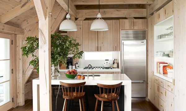 Τριάντα πρωτότυπες ιδέες για να ανανεώσετε την κουζίνα σας (pics)