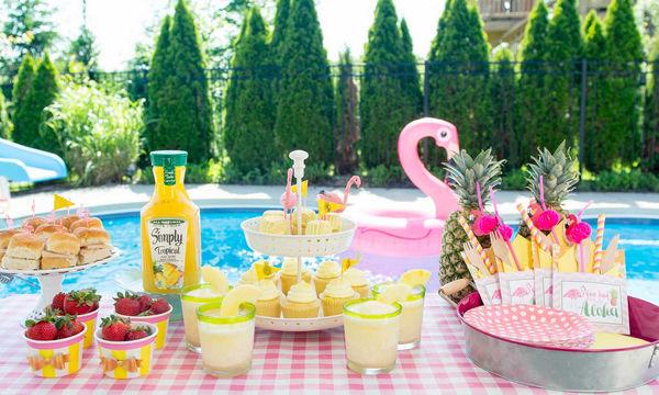 Δημιουργικές ιδέες ώστε να κάνεις το καλοκαιρινό πάρτυ του παιδιού σου ξεχωριστό (pics)