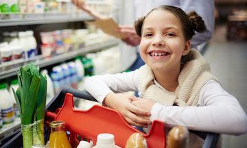 Ψώνια με το παιδί : Πώς να τα  κάνουμε πιο ευχάριστα;