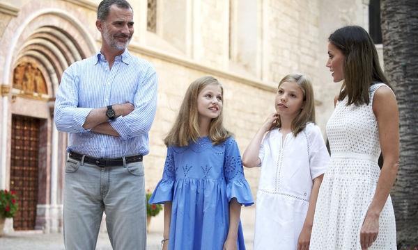 Θα λατρέψεις αυτές τις οικογενειακές φωτογραφίες της Βασιλικής οικογένειας της Ισπανίας