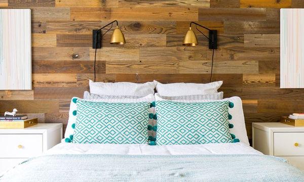 Είκοσι ιδέες για μικρές, όμορφες και γεμάτες χρώμα κρεβατοκάμαρες (pics)