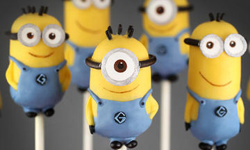 Ιδέες για ένα παιδικό πάρτι παρέα με τα Minions! (pics)