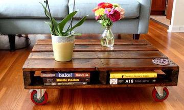 Δείτε 8 τρόπους για να εξοικονομήσετε χώρο στο μικρό σας δωμάτιο (vid)